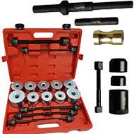 Presavimo įrankiai (sailentblokų, guminių įvorių, guolių presavimas) / Rinkiniai