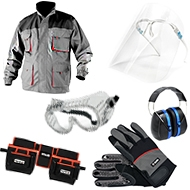 Средства защиты и рабочая одежда