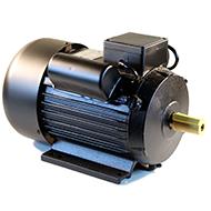 Vienfaziai asinchroniniai elektros varikliai 3000aps./min (2-polių)