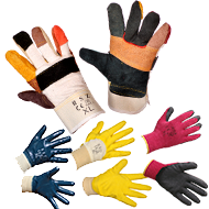Рабочие перчатки