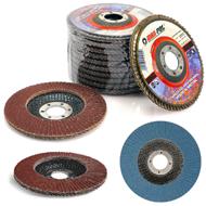 Švitrinio popieriaus diskai
