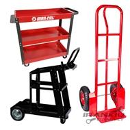 Vežimėliai įrankiams / Transportavimo vežimėliai