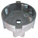 Filtro raktas aliumininis 74MMxP/14 (HJ1211)