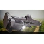 Smūginio elektrinio veržliarakčio ir domkrato rinkinys 12V (HY-135B)