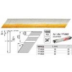 Vinys viniamūšiui YT-0922, 34°, 50 mm x 1000 vnt (YT-0939)