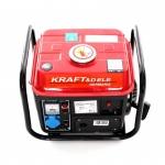 Benzininis vienfazis generatorius be ratukų 1200W (KD109)