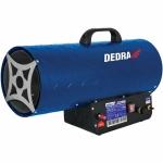 Dujinis šildytuvas 30-50 kW Dedra (DED9945)