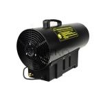 Dujinis šildymo įrenginys su reduktoriu ir termostatu 220V, 40kW (G80412)