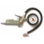 Пистолет для подкачки колес с манометром 0-16 бар (G01101)