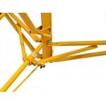 Gipso - kartono plokščių keltuvas Geko (K00205)
