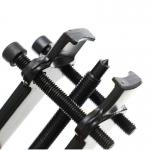 Guolių nuėmėjas 2 griebtuvų su fiksacija 19-35mm (KD10140)