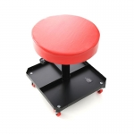 Сиденье круглое с мягкой обивкой (KD376)