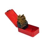 Grąžtų rinkinys TYTAN  1.5-13mm, 29d. (M22315)