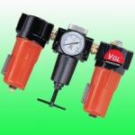 3/4'' Oro srauto reguliatorius su filtru ir tepaline (S-3000)