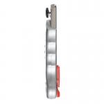 Peilis su laužomomis 6 geležtėmis 18mm (KD10960)