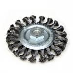Vielos šepetys diskinis plieninis 115mm (F39-115)