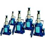 Hidraulinis domkratas 6T  dviejų cilindrų (STDB6T)