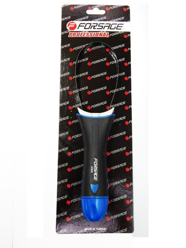 Tepalo filtro raktas 110-155mm su juosta | tiesi rankena (61911L)
