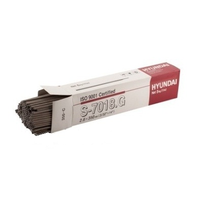 Elektrodai HYUNDAI 7018.G  Ø4.0x400 (5,0KG)
