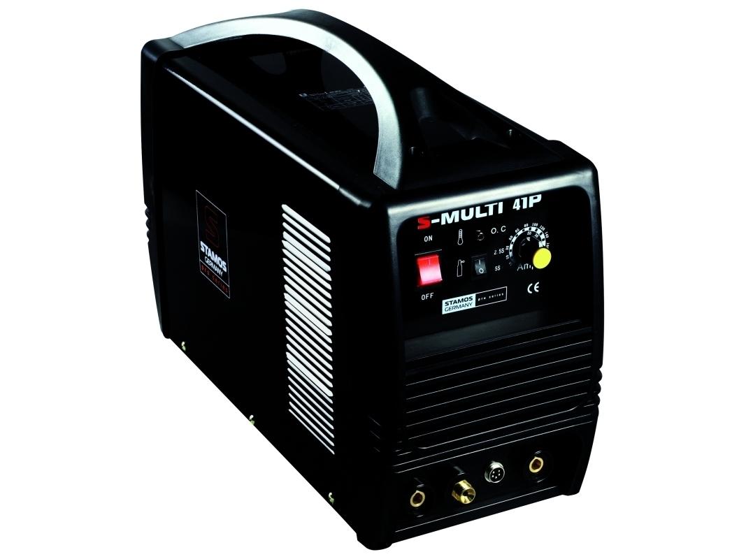 Kombinuotas suvirinimo aparatas S-MULTI 41P, 160A, 230V, 1-4 mm (2015)