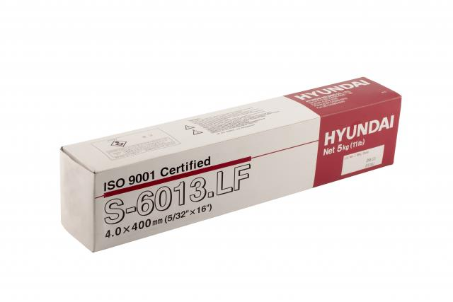 Elektrodai HYUNDAI 6013.LF Ø4.0x400 (5,0KG)
