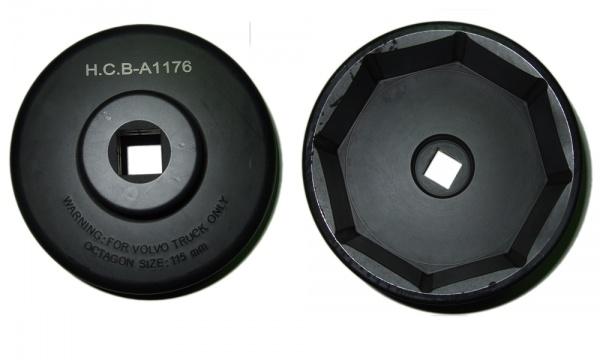Galvutė smūginė 3/4` 8br. 115mm VOLVO, RENAULT (A1176)