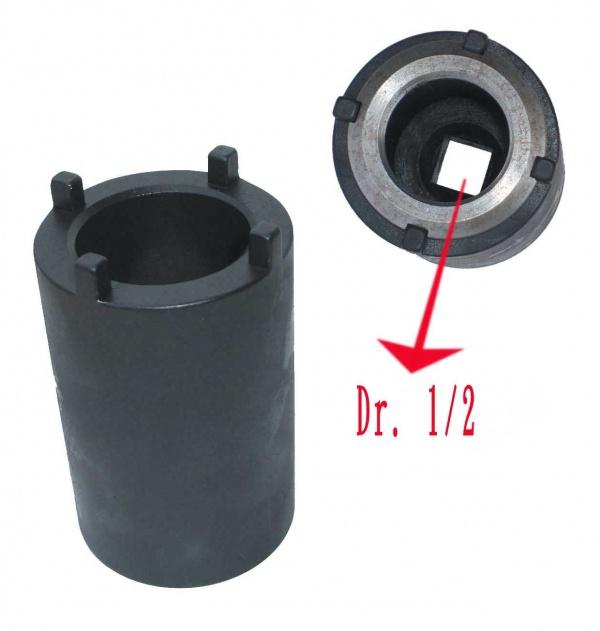 Galvutė vairo kolonėles smūginė 1/2` 41.5 x 5mm DAF (A1190)
