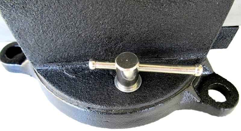 Šaltkalvių pasukami spaustuvai 150mm (BP-3253)