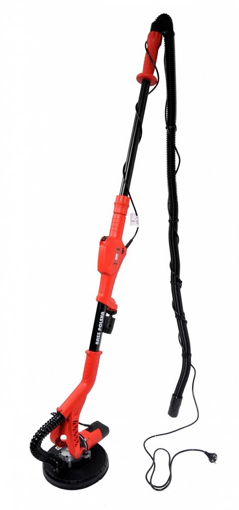 Gipso šlifuoklis Žirafa 750W su LED apšvietimu (BP-5460)