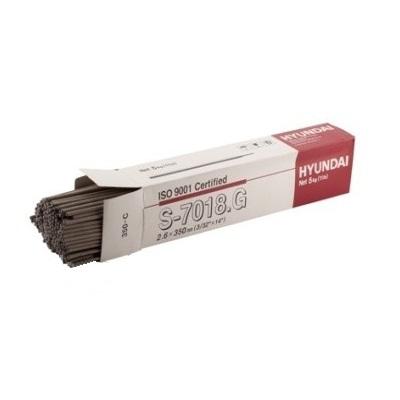 Elektrodai HYUNDAI 7018.G  Ø2.6x350 (5,0KG)