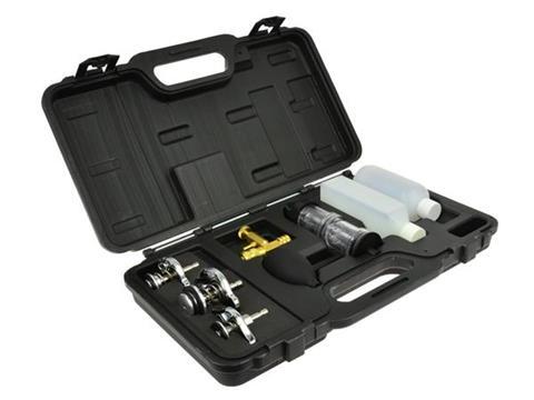 Anglies dioksido nutekėjimo testeris varikliams (G02661)