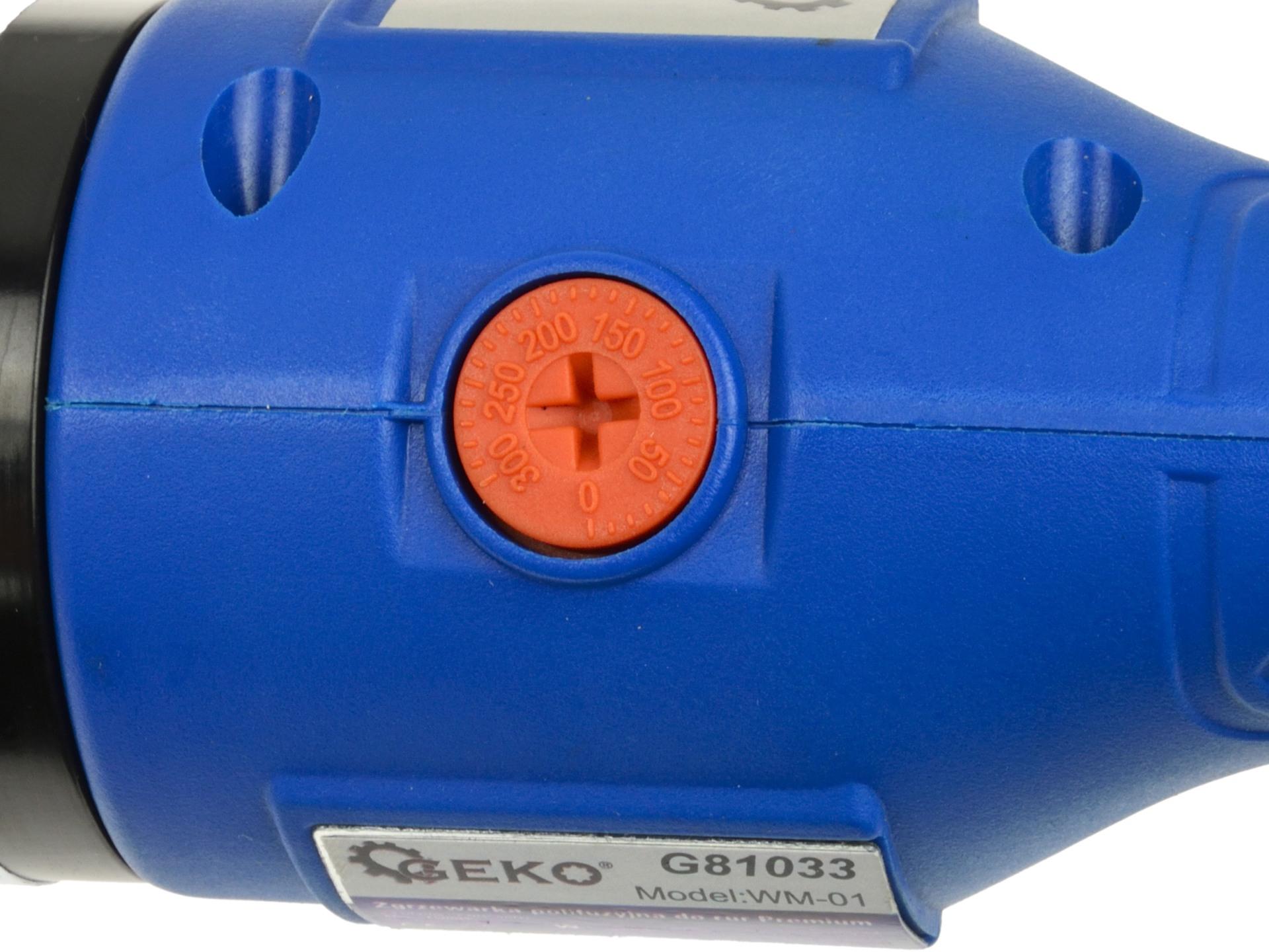 Plastikinių vamzdžių suvirinimo prietaisas 16-63mm, 1500W (G81033)