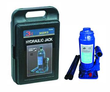 Hidraulinis domkratas su plastikine dėže 4.0t (QYLS4S)