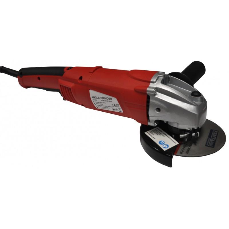 Kampinis šlifuoklis 125mm, 230V/1050W (KD1532)