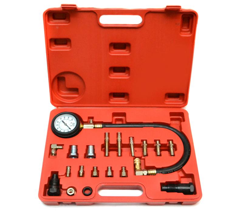 Kompresijos matuoklis dyzeliniams varikliams 20vnt. (M57680)