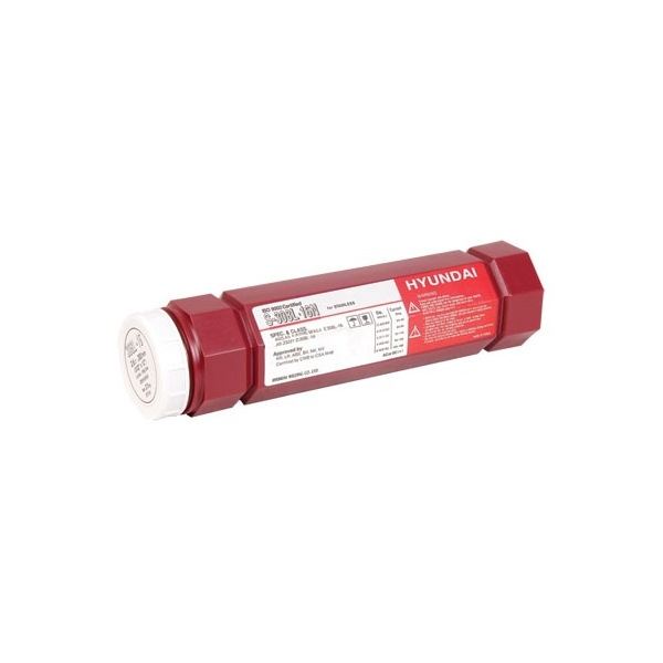 Suvirinimo elektrodai HYUNDAI S-308L.16N 2.6x300mm (2,5KG)