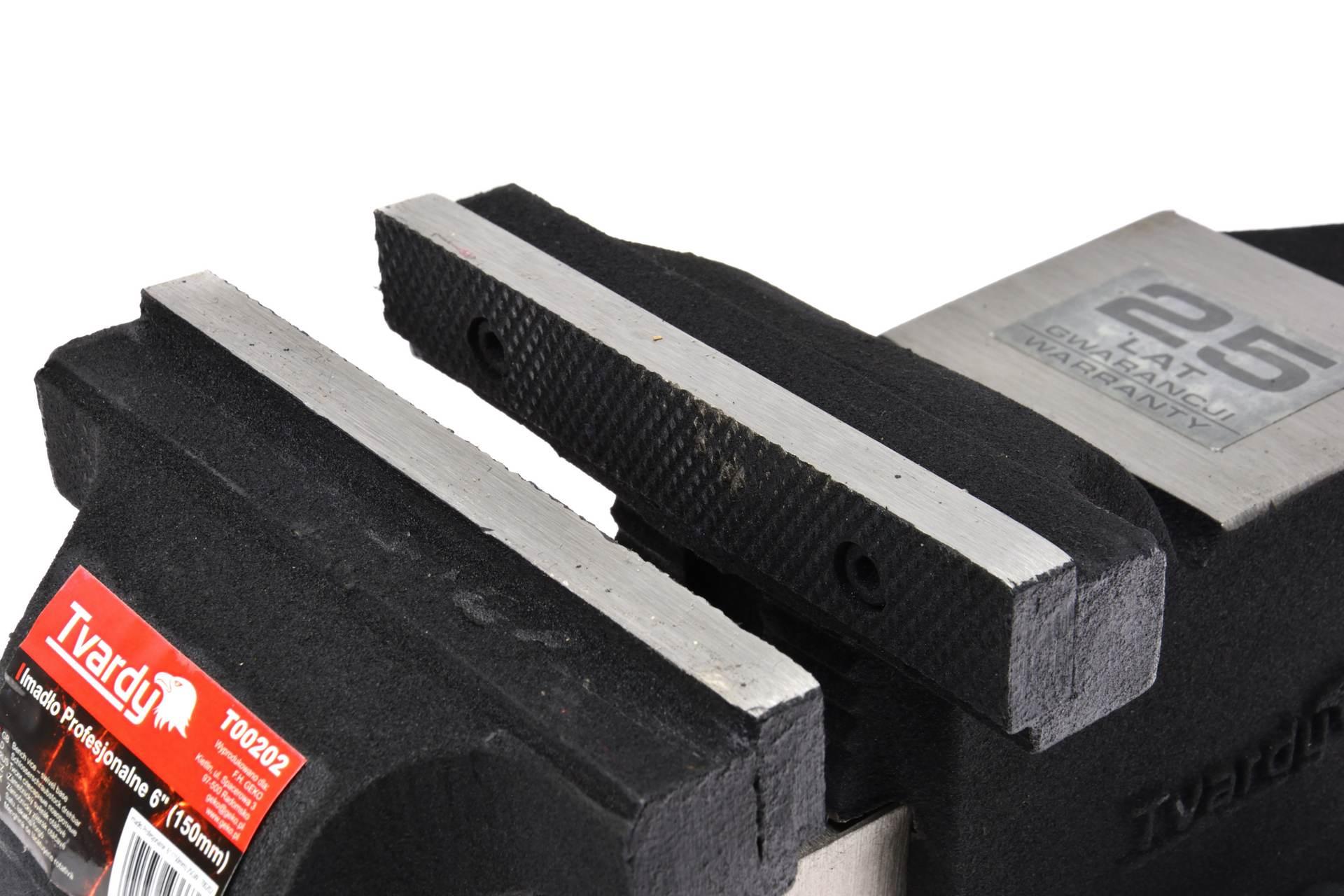 """Profesionalus spaustuvas 6"""" (150mm) (T00202)"""