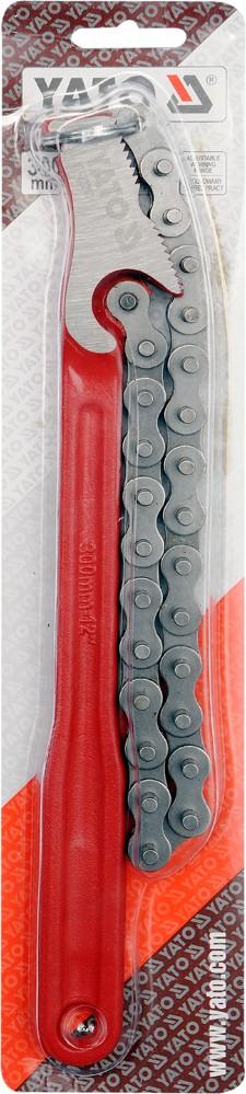 Raktas grandininis 300mm (YT-22260)