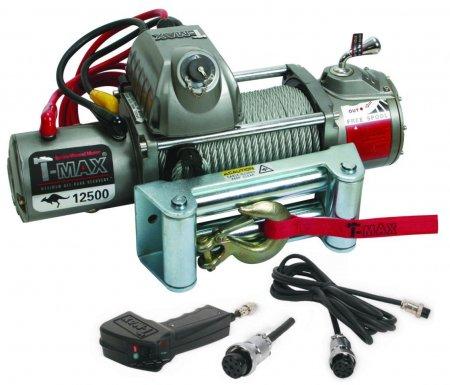 Elektrinė gervė EW12500, (Radio valdymas) EW1250012R