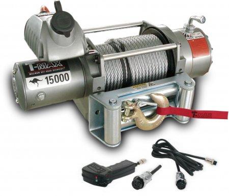 Elektrinė gervė EW15000, 24V (Radio valdymas) EW1500024R