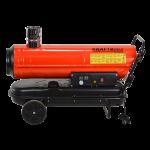 Dyzelinis šildytuvas su degimo produktų nuvedimu ir termostatu 60kW (KD712)