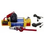 Elektrinė gervė 12V 9500Lbs (Sintetinis lynas) PEW950012R