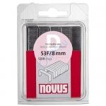 Скобы NOVUS | тип 53F/10, 600 шт. (042-0376)