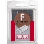 Скобы NOVUS | тип NTF/10, 480 шт. (042-0381)
