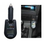 Automobilinis skaitmeninis srovės, įkrovimo įtampos testeris (63522)