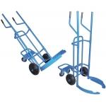 Padangų, ratų transportavimo vežimėlis iki 200 kg su 4 ratukais  (8525)