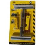 Padangų remonto įrankiai profi 9 vnt. (V8654)