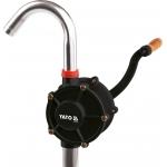 Rankinė rotacinė pompa kurui, tepalui ir kt. naftos produktams aliuminė (YT-07115)