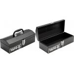 Dėžė įrankiams metalinė 360x150x115 mm (YT0882)