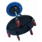 Mechaninė/pneumatinė kėdutė su 5 ratukais (V8801)